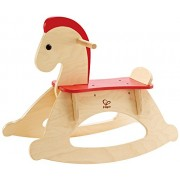 Hape-Wooden Rock and Ride Rocking Horse