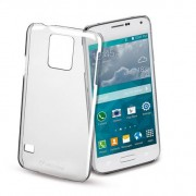 Cellular Line Samsung Backcover Invisible S5 Mini