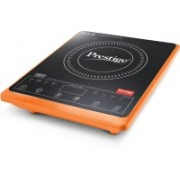Prestige PIC 29 Orange Induction Cooktop(Orange, Push Button)