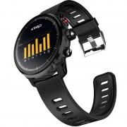 Smartwatch alphaone l5 negru-functii inteligente ,lampa red