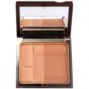 Clarins Face Make-Up Bronzing Duo polvos bronceadores minerales tono 03 Dark 10 g