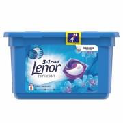 Lenor Detergent Capsule All in 1 PODS 11 buc Spring Awakening