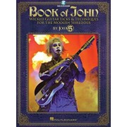 Book of John: Wicked Guitar Licks & Techniques for the Modern Shredder 'With CD (Audio)', Paperback/John 5.