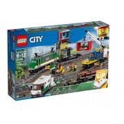 Lego 60198 Pociag towarowy
