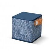 SPEAKER, Fresh n Rebel Rockbox Cube Indigo, Bluetooth