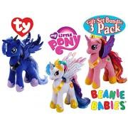 TY Beanie Babies My Little Pony Princess Cadence