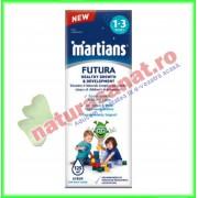 Minimartieni Futura 1-3 ani Sirop 125 ml - Walmark