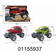 Jeep pe roți mari de metal Z150 (130-1155937)