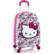 Hello Kitty Spinner Resväska 39L, Pink