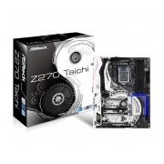 Tarjeta Madre ASRock ATX Z270 Taichi, S-1151, Intel Z270, USB 3.0, 64GB DDR4, para Intel