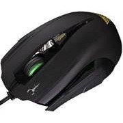 Gamdias Hades Optical Extension GMS7001 Gaming Optical Mouse- 3200DPI 64KB on-board memory Customizable Profile