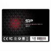"""Silicon Power SP S57 SSD 120GB 2.5"""" 7mm Sata3"""