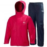 Helly Hansen Kids Junior Duro Packable Set Rain Trouser Purple 140/10