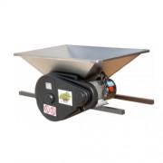 Zdrobitor de fructe electric GRIFO PIGMO, 1 CP, cuva inox 950x600 mm, 1500 kg/h