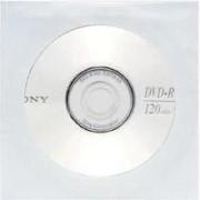 Medii de stocare sony DVD+R/1/koperta 4.7GB 16x (473)