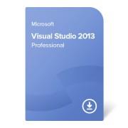 Visual Studio 2013 Professional certificat electronic