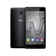 WIKO Robby Smartphone Dual-SIM 16 GB 14 cm (5.5 inch) 8 Mpix Android 6.0 Marshmallow Zwart