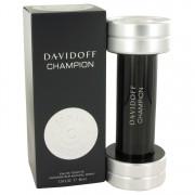 Davidoff Champion Eau De Toilette Spray By Davidoff 3 oz Eau De Toilette Spray