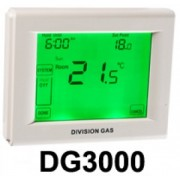 Termostat de ambient cu fir si touchscreen HOMEPLEX (Division Gas) DG3000
