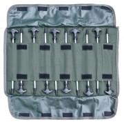 Set cuie cort Baracuda XL 10 bucati