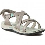 Szandál MERRELL - Jazmin Kids J95904 Platinum