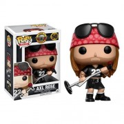 Rock Guns N' Roses Axl Rose Pop! Vinyl Figure
