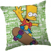 The Simpsons Kudde 40x40cm