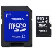 Toshiba THN-M102K0160M2 Micro SD clase 4 16GB c/a