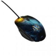 Мишка Hama uRage Morph Magic, оптична (2400dpi), USB, 5 програмируеми бутона, геймърска, черна