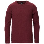 Boss Casual Tempest Sweater Dark Red