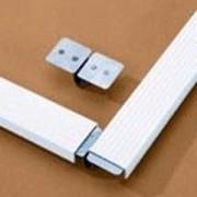 Стоманени ъгли за PVC профил