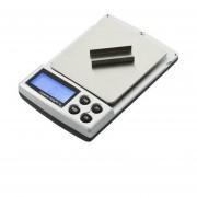 ER 0.1-500g Mini Digital Joyería Peso Pesar GRAM escala del balance del bolsillo eléctrico.