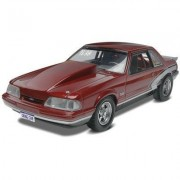 Maquette Voiture : Mustang Lx 5.0 Drag Racer '90