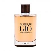 Giorgio Armani Acqua di Gio Absolu eau de parfum 125 ml Uomo