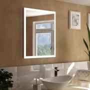 Treos Serie 620 Spiegel mit LED-Beleuchtung 65 x 70 cm