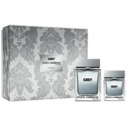 D&G The One Grey For Men EDT Intense 100ml+ EDT intense 30ml