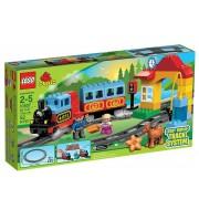 LEGO® DUPLO Primul meu set de trenuri - L10507