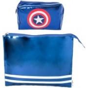 Lill Pumpkins Blue Star Kit O Star and Blue Zip Folder Combo Set(Blue)