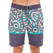 Rip Curl Mirage Wilko Kfish Boardshorts : black - Size: 34