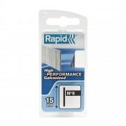 Rapid brads N9 - 15mm