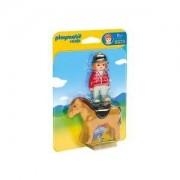 Фигурка Плеймобил - Дете с конче, Playmobil, 291325