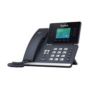 Yealink SIP-T52S IP Phone - Bluetooth - Wall Mountable, Desktop - Charcoal