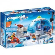 Комплект Плеймобил 9055 - База на Арктическа експедиция, Playmobil, 2900244