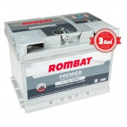 Acumulator auto ROMBAT Premier 60AH