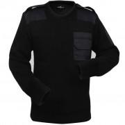 vidaXL férfi pulóver méret: XL fekete