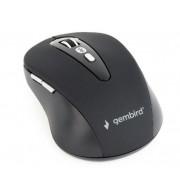Mouse Wireless Gembird MUSWB-6B-01, 1600 DPI, Optic (Negru)