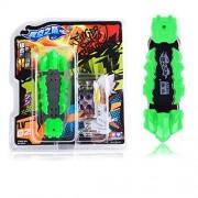 Remeehi Mini Finger Skateboards Mini Educational Toys Super Cool Finger Skateboard Fancy Toys