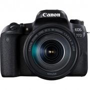 Canon Eos 77d + 18-135mm Is Usm - Man. Ita - 2 Anni Di Garanzia In Italia