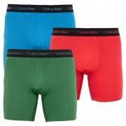 Calvin 3PACK pánské boxerky Calvin Klein vícebarevné (NB1770A-EVB) S