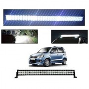 Trigcars Maruti Suzuki Wagon R 2014-2018 Bar Light Fog Light 22Inch 120 Watt